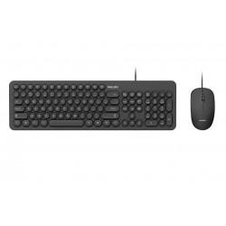 Combo teclado y mouse philips spt6334 usb