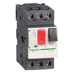Guardamotor schneider magnetotermico m tripolar 1.0/1,6a...