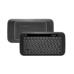 Teclado smart nisuta ns-wiktv20 con tuchpad y scroll para tv