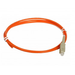 Pigtail fibra optica sc/pc multimodo 50/125