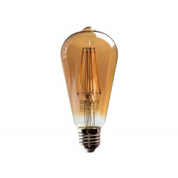 Lámpara led osram vintage 1906 valvula edison e27 de...
