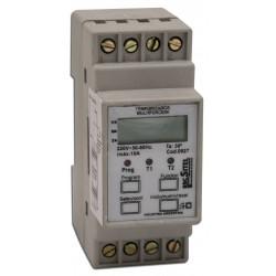Temporizador rbc multifuncion programable con display