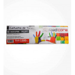 Toner redcore rc-ccrg051 alternativo canon negro para x264