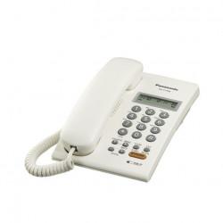 Teléfono panasonic kxt-7705x de mesa y pared id llamadas