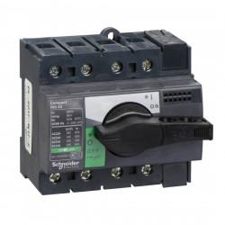 Interruptor manual schneider ins63 4x 63a fa