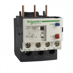 Rele térmico schneider lrd16 para contactor d12/d38...