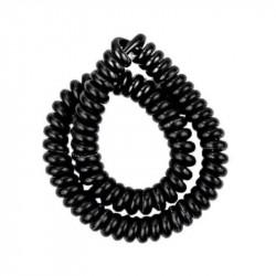 Cable espiralado facalu negro
