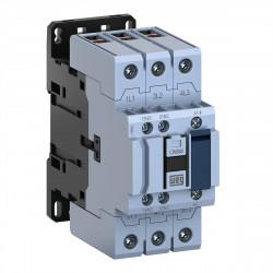 Contactor weg cwb80-11-30-d23 1na-1nc de 220vca 80a 50-60hz