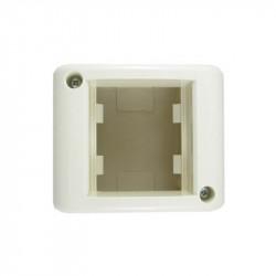 Caja exterior plasnavi wda57141 para 2 modulos