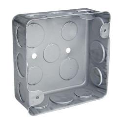 Caja para bastidor gc 3/4 gas s/tapa aluminio
