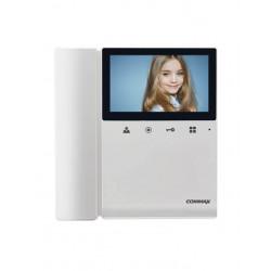 Monitor auxiliar commax mon-43k eco a color para portero...