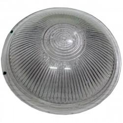 Vidrio para tortuga plastica redonda