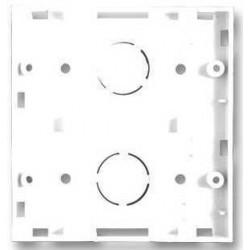 Base exterior jeluz verona para 2 modulos