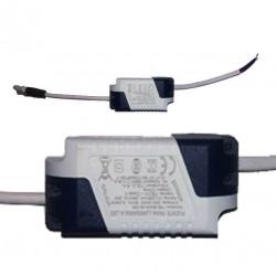 Drivers tbc ts-smd-8-ch para luminarias led de 8w...
