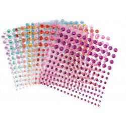 Sticker stras para celulares varios diseños y colores