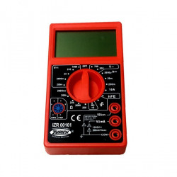 Multimetro zurich izr00161 digital