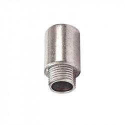 Conector gc fabricantes largo 1 aluminio sin tuerca