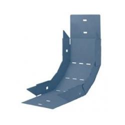 Curva vertical basica articulada y perforada 4 partes...
