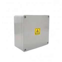 Caja aluminio conextube estanca 200x200x100mm  wc
