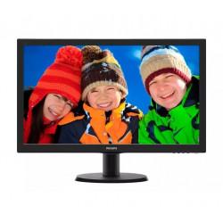 Monitor led philips 243v5lhsb/55 24'' hdmi-vga-dvi
