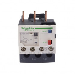 Rele termico schneider lrd07 para contactor d09/d38...