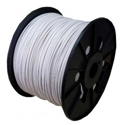 Cable unipolar 1x  2,5mm2 bobina blanco iram 2183