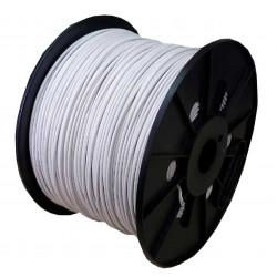 Cable unipolar 2,5 mm2 blanco iram 2183