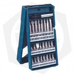 Set bosch 2607017400 puntas para atornillar 25 piezas
