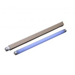 Tubo fluorescente atrae insectos f10 t8/bl 33cm