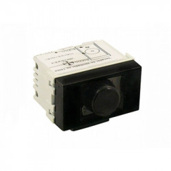 Variador de ventilador jeluz platinum negro 150w