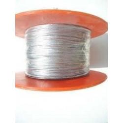 Peon cable acero trenzado 1,5mm x 200mts