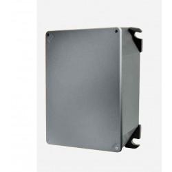 Caja derivacion genrod con tapa y tornillos 400x 200x 100 mm