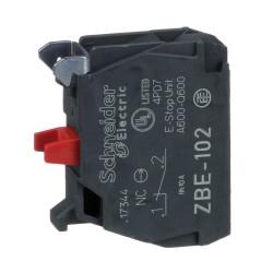 Bloque de contactos schneider 1nc xb4/xb5