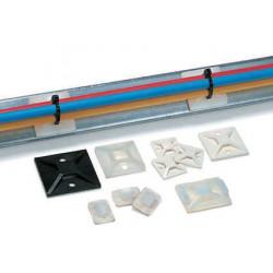 Placa adhesiva hellermann 32x25x6.8mmm usar con serie...