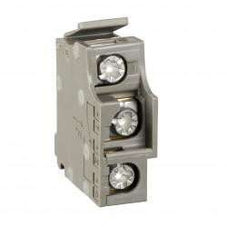 Contacto auxiliar schneider p/ ns/nsx/cvs 16-1600a