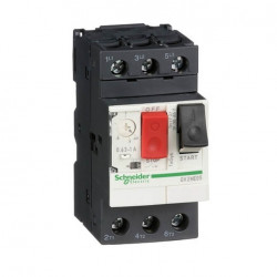 Guardamotor schneider magnetico térmico tripolar...