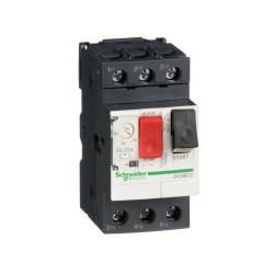 Guardamotor schneider magnetico térmico tripolar 24/32a 10ka