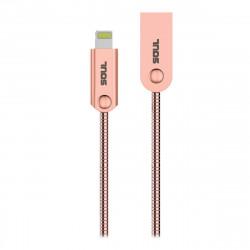 Cable usb soul tipo c iron flex 1 metro