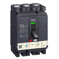 Interruptor automático schneider cvs250b 25ka tmd250 3p3d