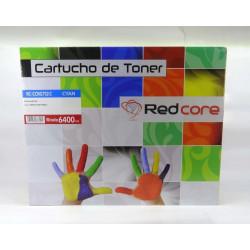 Toner redcore rc-ccrg732c alternativo cian para...