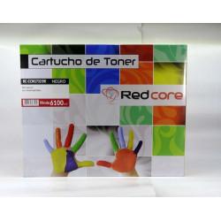 Toner redcore rc-ccrg732bk alternativo negro para...