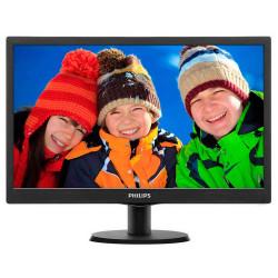 Monitor led philips 193v5lhsb2/55 19''vga/hdmi
