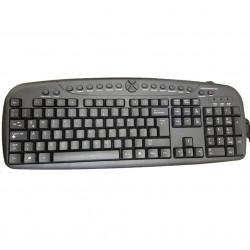 Combo performance de teclado y mouse usb