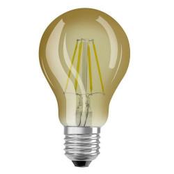 Lámpara led osram vintage cl40 bulbo e27 de 5.5w-40w luz...