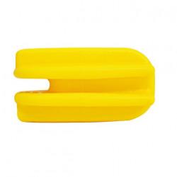 Aislador plástico rienda esquinero reforzado para...