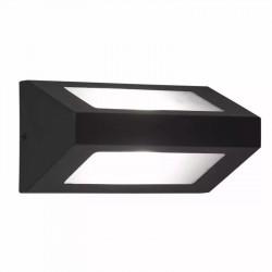 Aplique ferrolux monaco bidireccional 1 luz e27 negro...