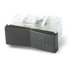 Módulo interruptor cambre sxxii 10a gris combinado