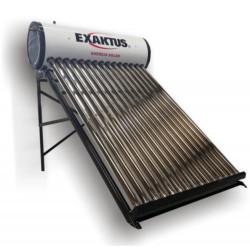 Termotanque exaktus ex-20 solar capacidad 226lt con kit...