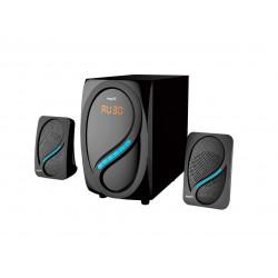 Parlante nisuta ns-pam11 multimedia 2.1 bluetooth de 8w...