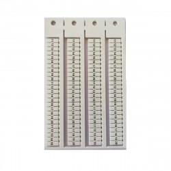 Plancha zoloda ibc-05-01 de números 1-25 (6 juegos)